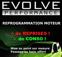 Evolve performance - chip tuning reprog